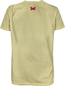 Castle Lager Mens Heritage Shirt Ivory