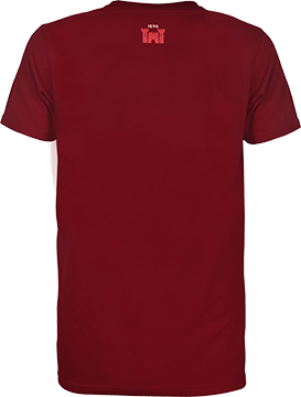Castle Lager Mens Heritage Shirt - Maroon